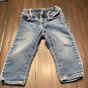 Worn Boys Gap Jeans